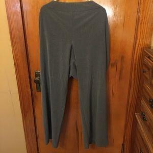 FASHION BUG gray slacks, 28w.